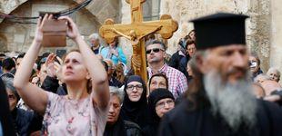 Post de La Pascua de los palestinos cristianos: tan cerca y tan lejos de Jerusalén