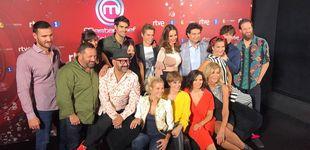 Post de Presentación: así se enfrentan los nuevos famosos a 'MasterChef Celebrity'