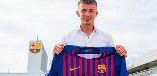 Post de Cómo el agente de Frenkie de Jong 'enchufa' a su hijo en el Barcelona