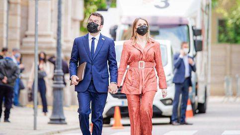 Por qué Pere Aragonès y Janina Juli Pujol son la 'power couple' de la moda política