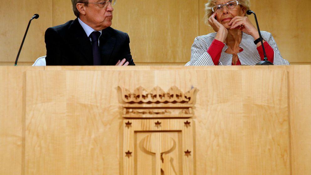 Ofensiva de Carmena contra el imperio Florentino: de las basuras a los túneles de la capital