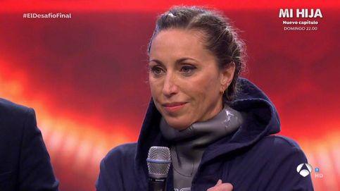 La decepción de Gemma Mengual con su prueba en la final de 'El desafío'
