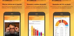 Post de Una 'app' para seguir la campaña, los resultados y los pactos en Cataluña