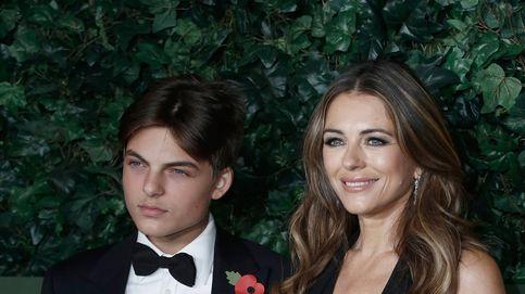 Liz Hurley, destrozada tras quedarse su hijo sin heredar 200 millones de euros