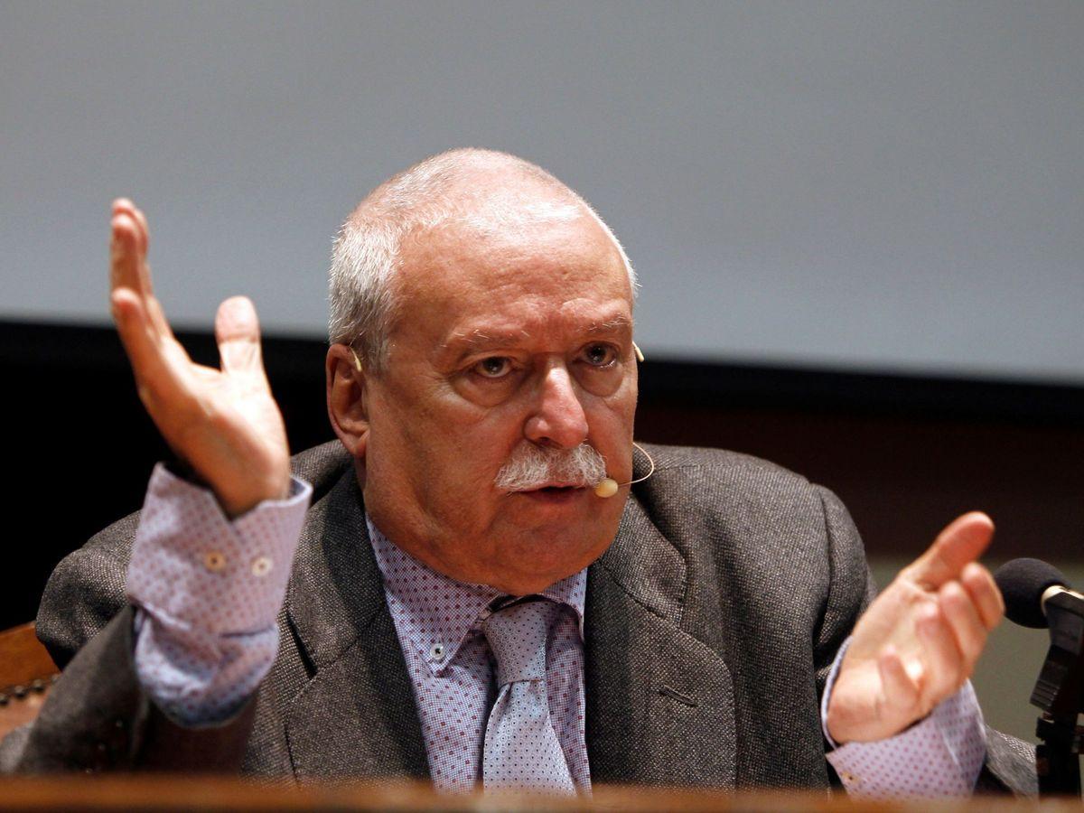 Foto: El expresidente de la Comunidad de Madrid Joaquín Leguina. (EFE)