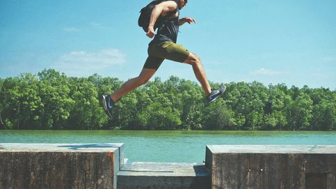 Un boxeador camina más de dos kilómetros al día y adelgaza 40 kilos