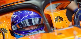 Post de Fernando Alonso, centrado al 100% en la F1: