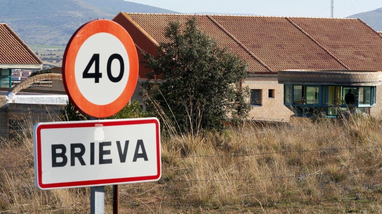 Cárcel de Brieva, en Ávila, donde está preso Urdangarin. (EFE)