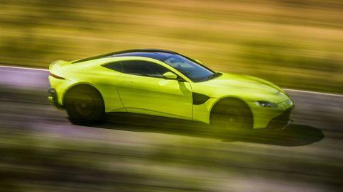 Vantage, 70 años de historia de Aston Martin