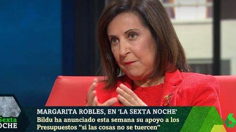 El desliz viral de Margarita Robles sobre Pablo Iglesias en 'La Sexta noche'