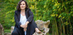 Post de Adriana Domínguez, la actriz en ciernes que terminó presidiendo la empresa familiar