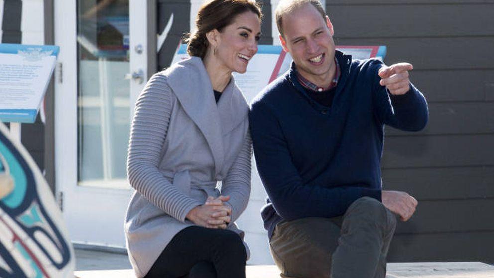 El motivo por el que los duques de Cambridge nunca se dan la mano