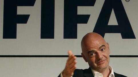 Infantino tuvo relación con empresarios encausados por el escándalo de la FIFA