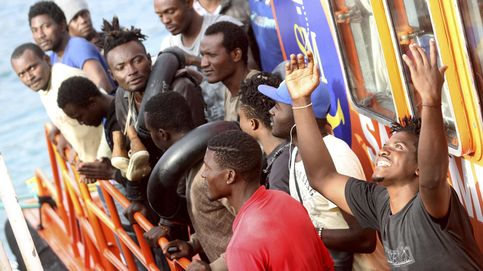 Cae una red que controlaba gran parte del tráfico ilegal de inmigrantes en el Estrecho