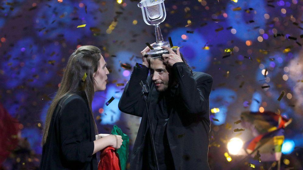 Foto: Salvador Sobral, responsable de la primera victoria de Portugal en Eurovisión