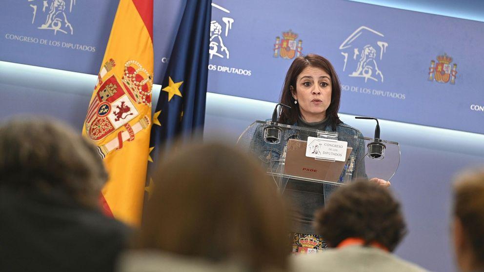 El PSOE ignora el 'plan Arrimadas' y sigue con la vía ERC tras el portazo de PP y Cs