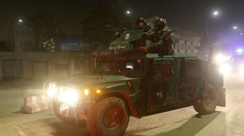 En imágenes: ataque talibán a la embajada española en Kabul