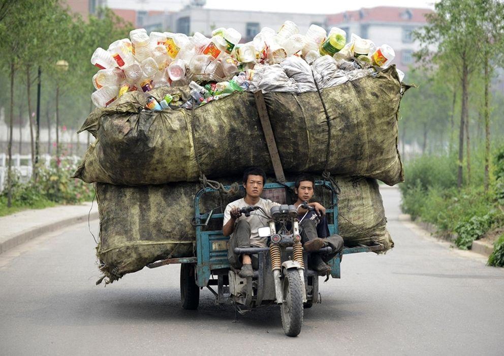 Noticias de China  El negocio global del reciclaje  China saca partido a la  chatarra que Occidente desprecia 3531951ad839