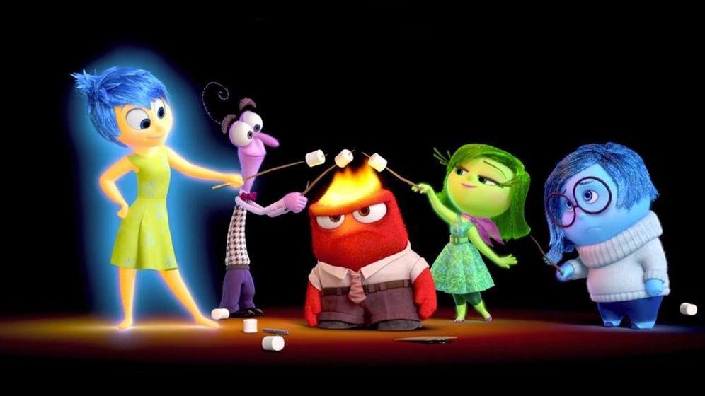 Foto: Los personajes de la nueva película de Pixar, 'Inside out'