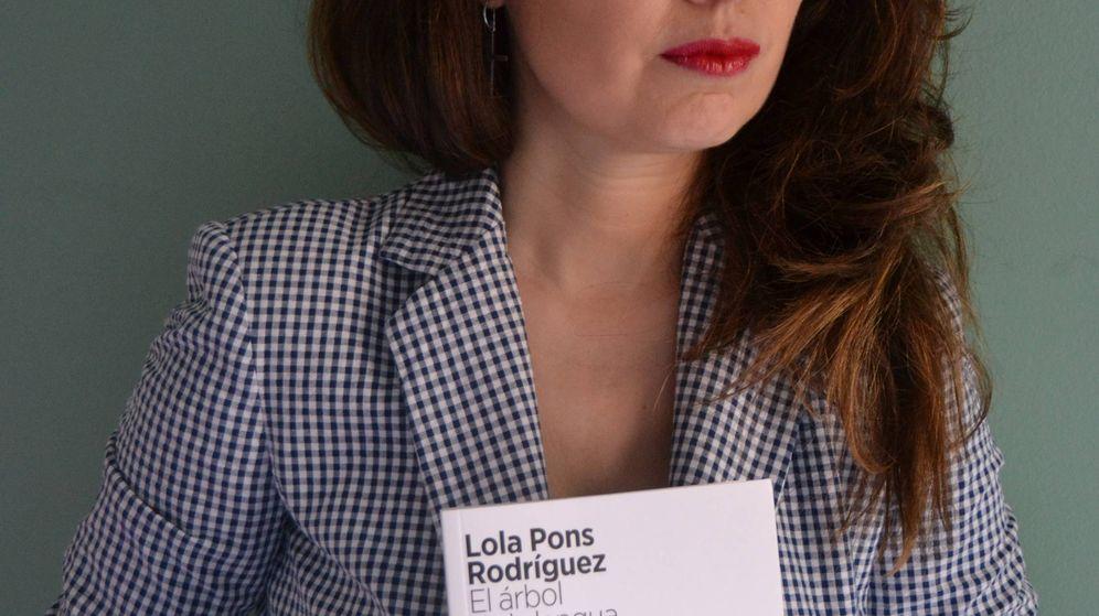 Foto: La catedrática Lola Pons