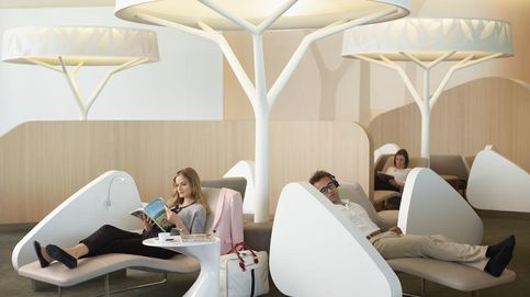 Aeropuertos en clave de lujo: las salas VIP más espectaculares del planeta