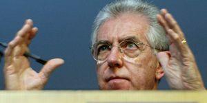 Italia se encomienda a Mario Monti para salvar al país del rescate