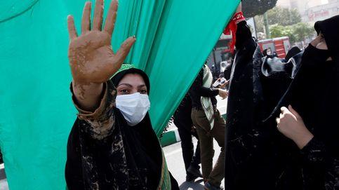 Ceremonia de Arbaeen, en Teherán