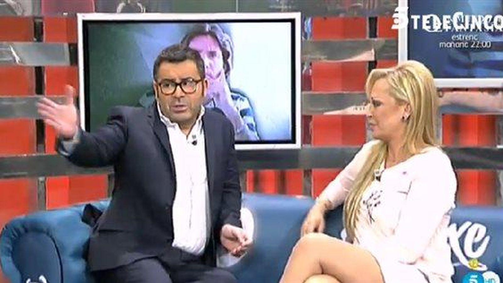 Foto: 'Sálvame Deluxe' (Telecinco)