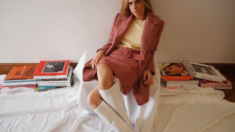 El total look que triunfó en la Semana de la Moda de París es de Mango