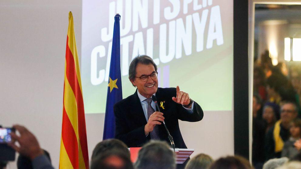 Artur Mas defiende que su dimisión no tiene nada que ver con el caso Palau