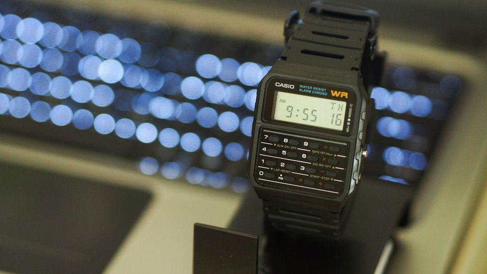 Una exposición recuerda a los Casio, precursores de los 'smartwatches'