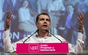 Cantó se presenta a las primarias de UPyD en la Generalitat Valenciana
