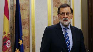 Tormenta de mierda sobre M. Rajoy