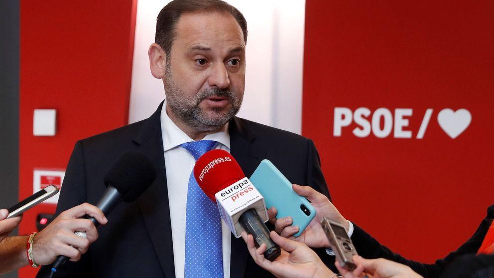 Ábalos garantiza un gobierno progresista y rechaza unas terceras elecciones