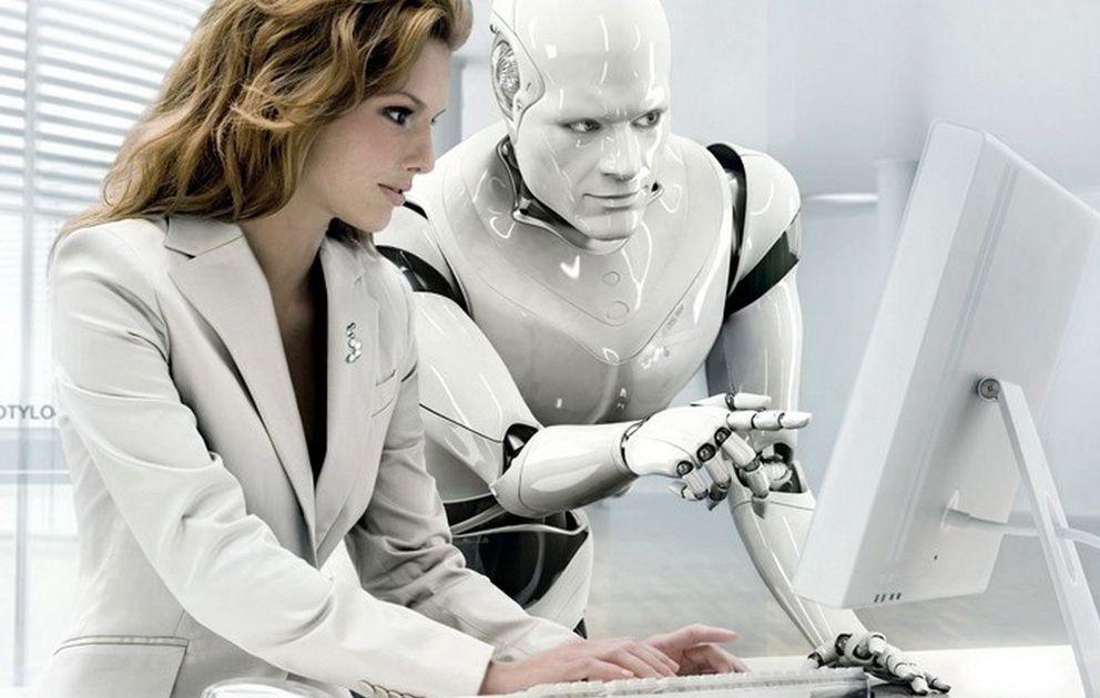 Foto: Los trabajadores prefieren antes a un robot que a un jefe de carne y hueso