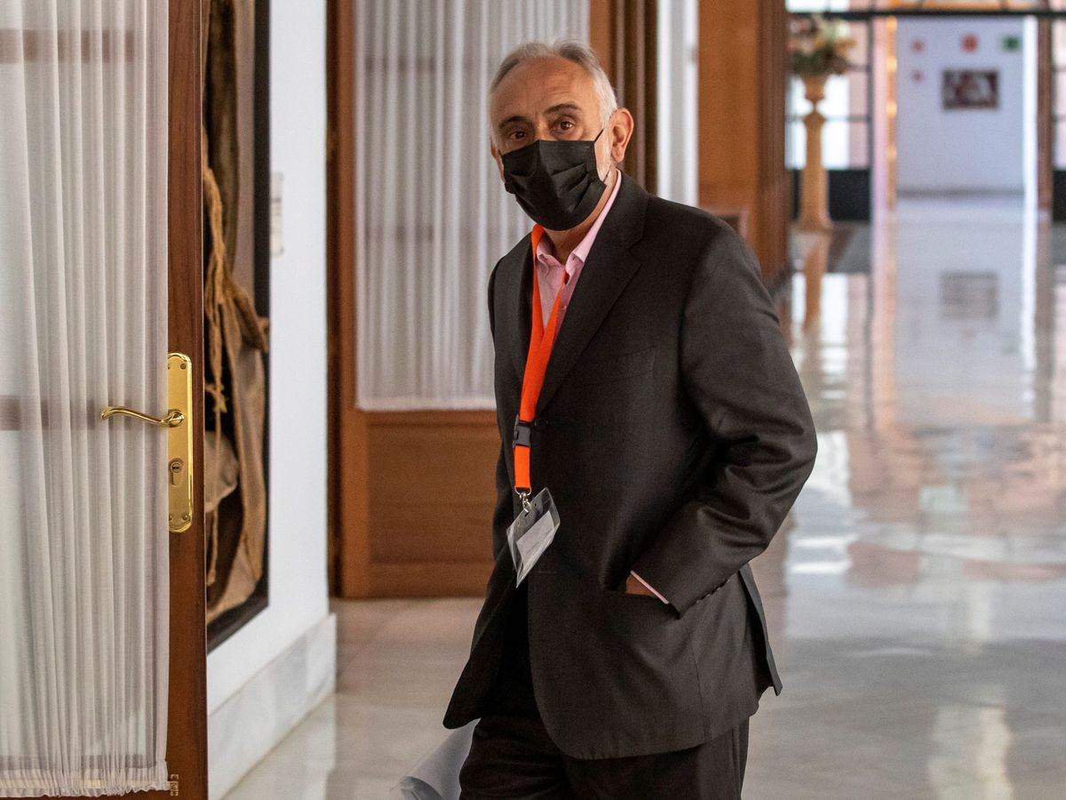 Foto: El exdirector de la Faffe Fernando Villén. (EFE)
