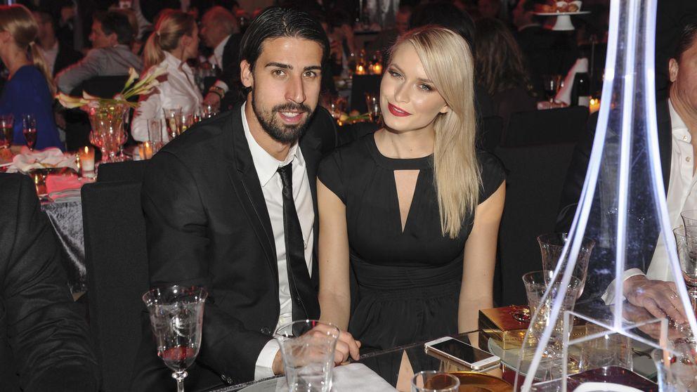 Khedira y su espectacular novia, Lena Gercke, anuncian su ruptura