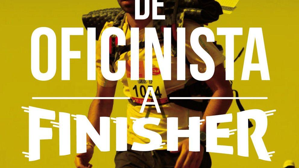 La historia humana de Carlos Llano: de oficinista a 'finisher'