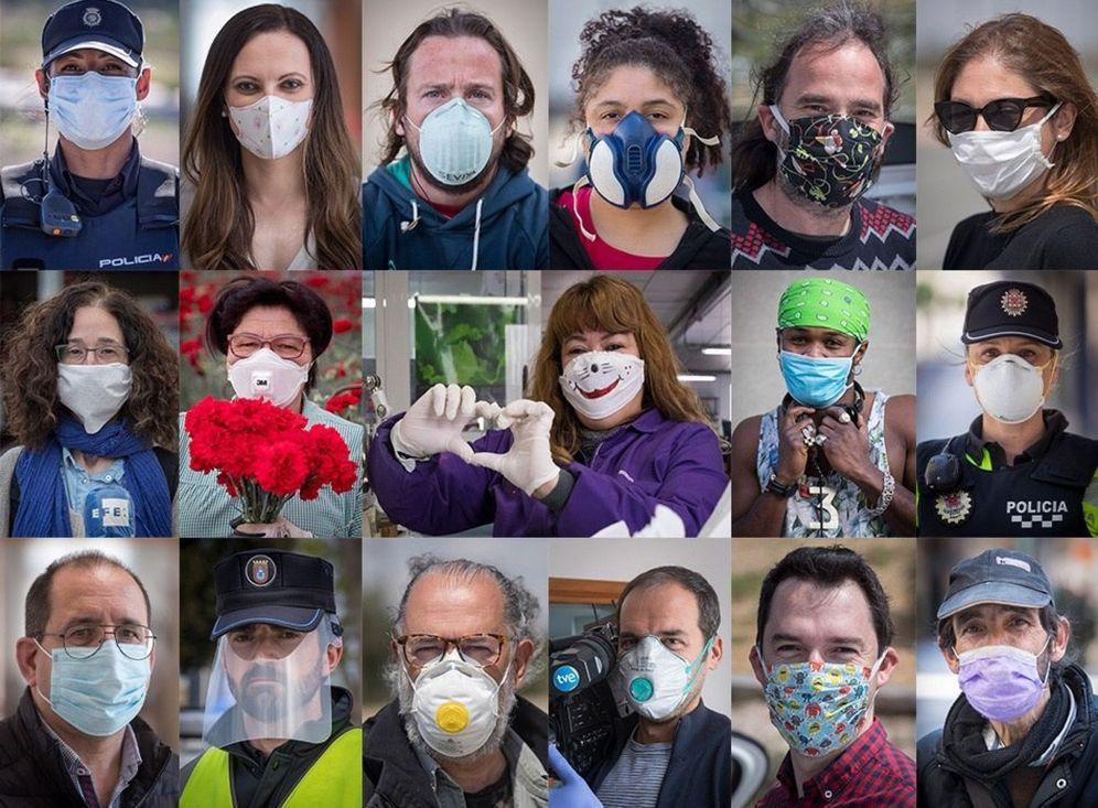Foto: El reparto de mascarillas, la última improvisación del Gobierno. EFE