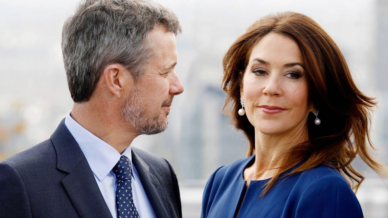 Federico y Mary de Dinamarca. (Reuters)