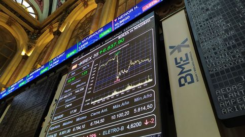 El Ibex cierra en tablas en una jornada semifestiva y aguanta los 6.900