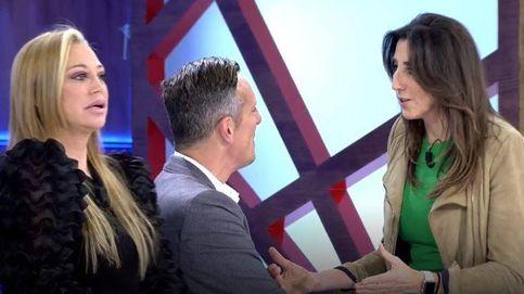 Paz Padilla y Belén Esteban invaden el plató de 'Cuatro al día': Esto es más serio