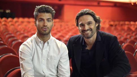 Maxi Iglesias e Iván Sánchez, los guardaespaldas de la nueva Whitney