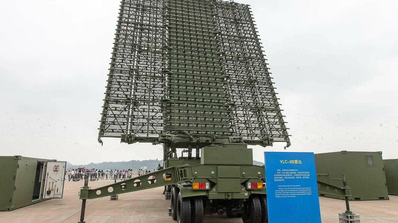 Sistema de radar YLC-8B