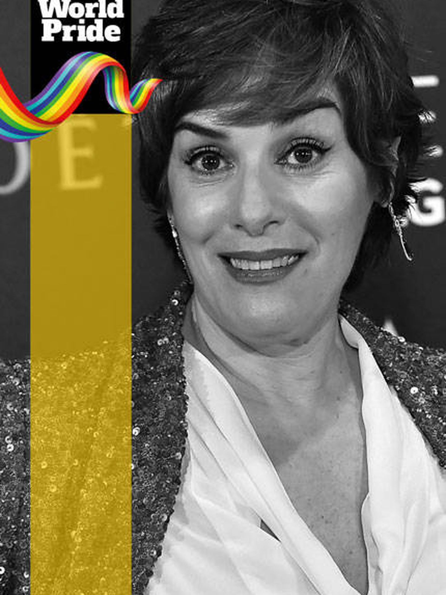 Orgullo LGTBI 2017: Anabel Alonso.