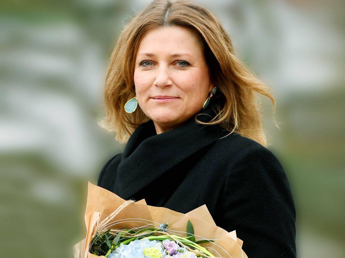 Foto: La princesa Marta Luisa de Noruega. (Getty)