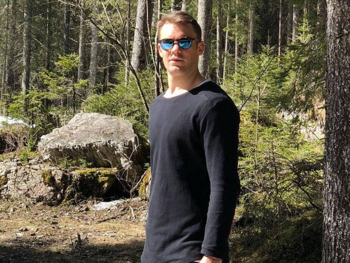 Foto: Manuel Neuer en una imagen de sus redes sociales. (Instagram @manuelneuer)