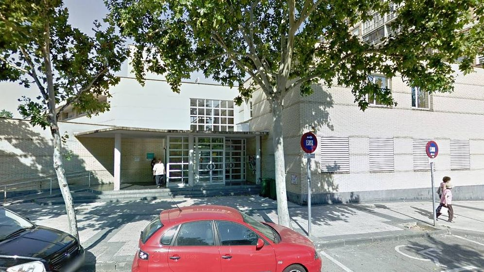 Foto: Imagen del centro de salud Univérsitas de Zaragoza. (Google Maps)