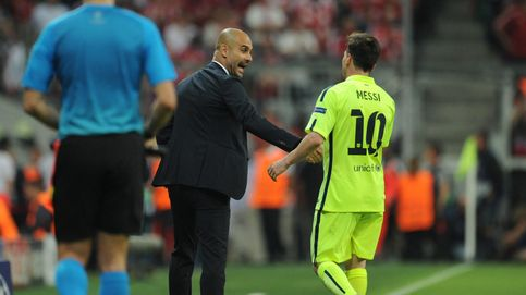 ¿Qué le dijo Pep Guardiola a Messi? Eres un jugador irrepetible