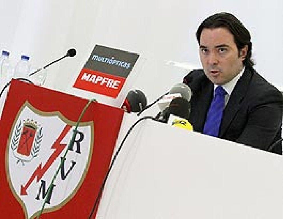 Foto: Hacienda abrirá expediente a los jugadores del Rayo Vallecano en busca de dinero negro